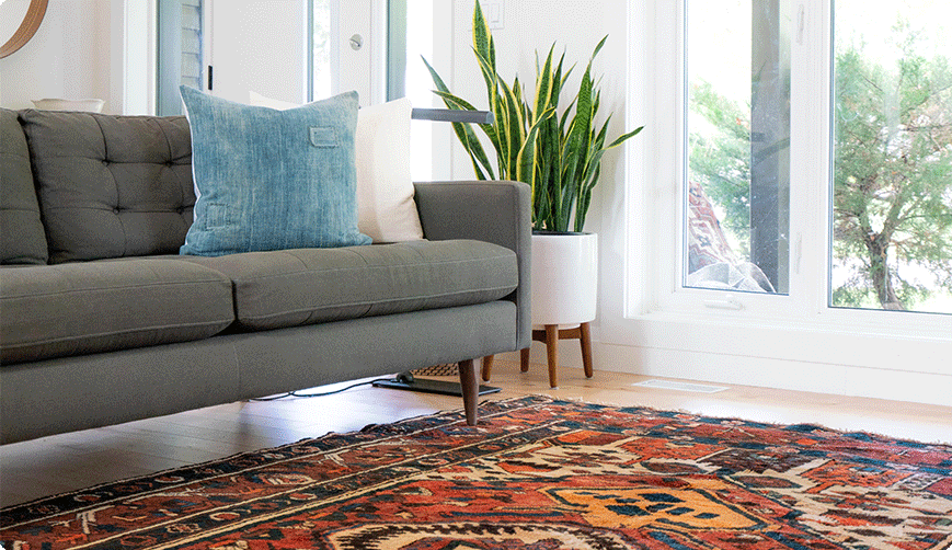 How to Save Your Rug From Water Damage