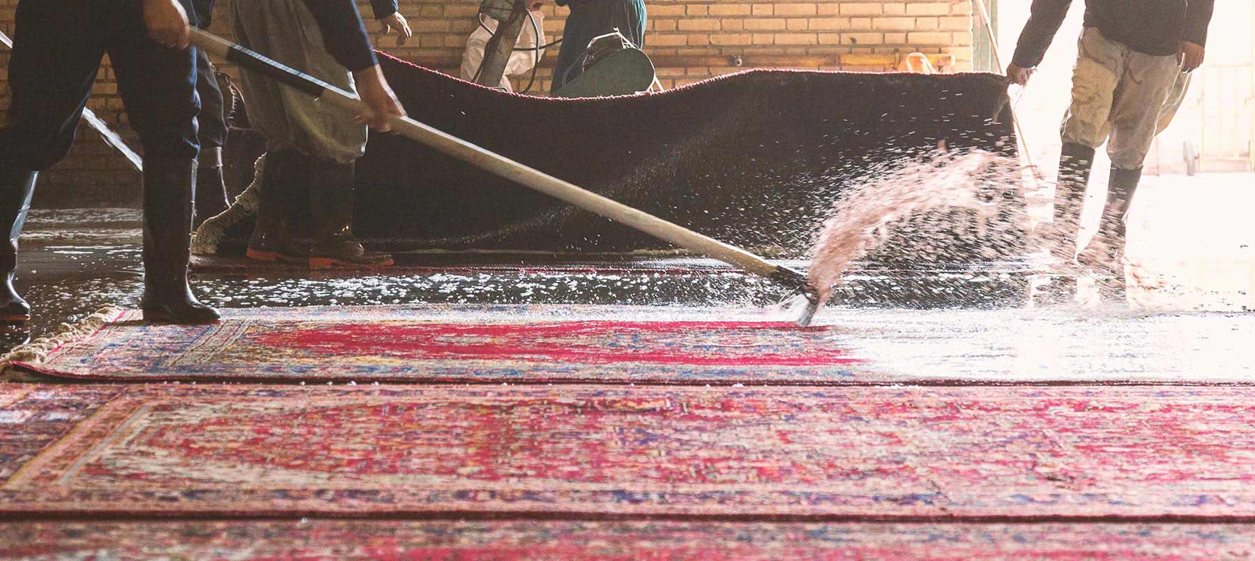 Rug Cleaning in London, UK