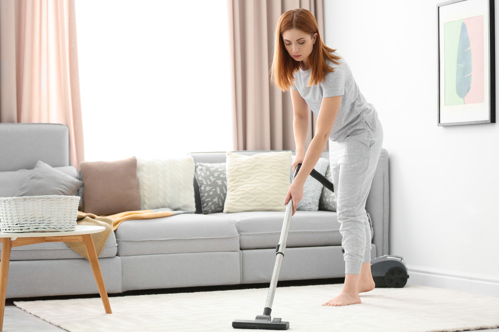 How to clean you area rug by Deep Clean