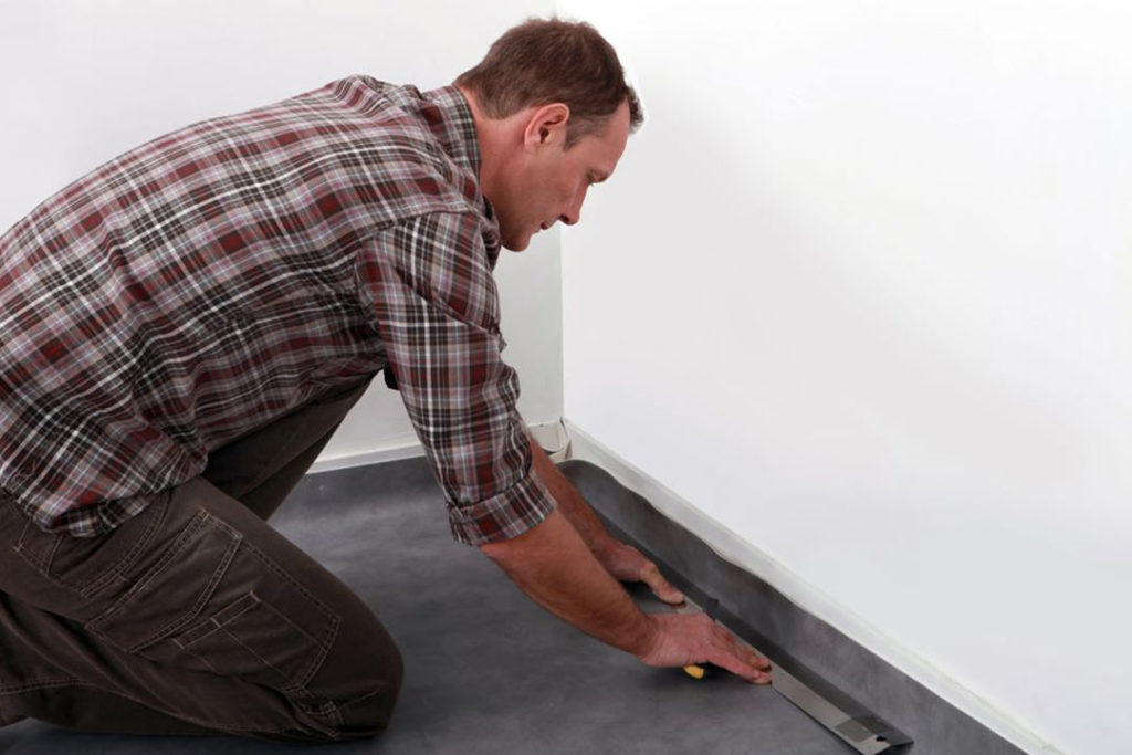 Carpet fitting process - how to