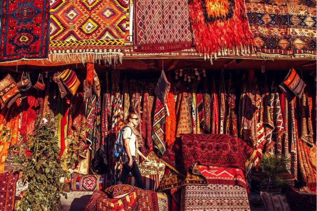 Turkish Carpets Store